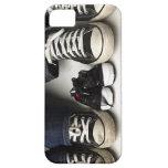 ¡Bebé en la manera!  ¡Zapatos minúsculos que se ll iPhone 5 Case-Mate Protector