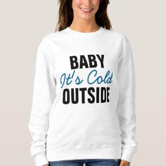 Bebé es suéter exterior frío de las señoras