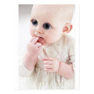 Bebé extranjero 1 de YouMa Tarjeta Postal