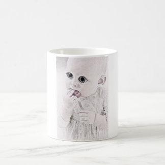 Bebé extranjero 3 de YouMa Tazas