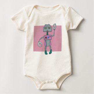 Bebé (femenino) del robot mameluco