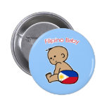 Bebé filipino pin