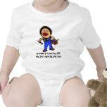 Bebé futuro del constructor trajes de bebé
