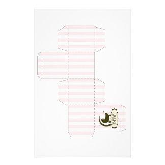 Bébé Gift Box Pink Stationery