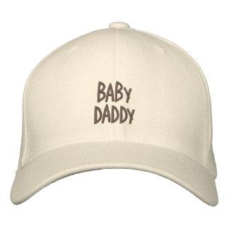 Bebé gorra Papá-Decir-Bordado Gorras Bordadas