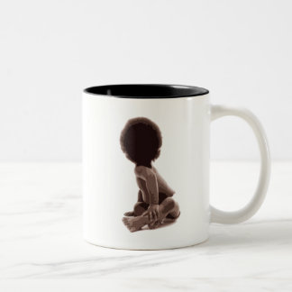 Bebé grande taza de café