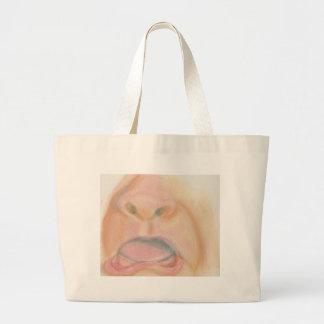 Bebé gritador bolsa