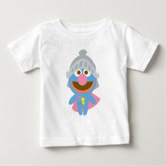 Bebé Grover en armadura Playera De Bebé