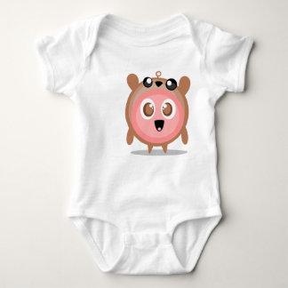 Bebé Harvey en el juego del oso (camiseta) Remeras