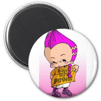 Bebé Hip Hop Lil Imán Redondo 5 Cm