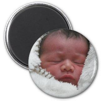 Bebé Imán Redondo 5 Cm