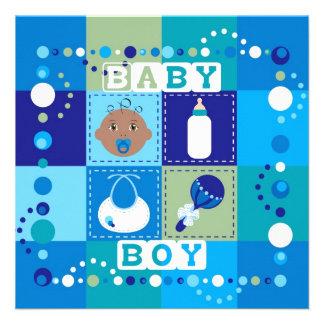 Bebé Invitación Personalizada