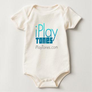 Bebé iPlayTones.com Traje De Bebé