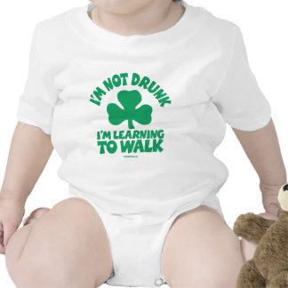 Bebé irlandés - me no beben… camisetas