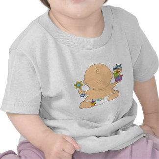 Bebé Jánuca Camiseta