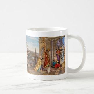 Bebé Jesús de Nazaret llevado en Belén Taza De Café