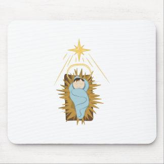 Bebé Jesús Tapetes De Raton