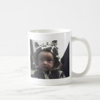 Bebé jirafa 28 de octubre tazas de café