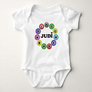 Bebé Judi del bingo Polera