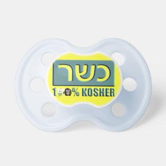 Bebé kosher chupete de bebe