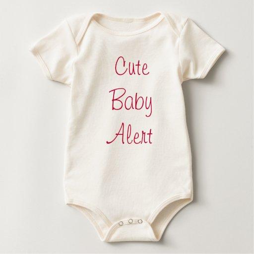 Bebé lindo orgánico body para bebé