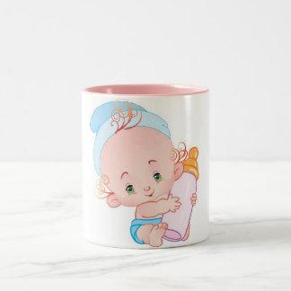 Bebé lindo taza