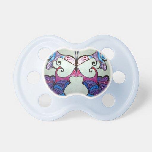Bebé más bluePacifier Chupetes Para Bebés