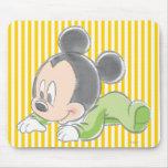 Bebé Mickey Mouse Alfombrilla De Raton