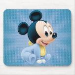 Bebé Mickey Mouse Alfombrillas De Ratones
