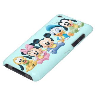 Bebé Mickey Mouse y amigos iPod Touch Case-Mate Funda