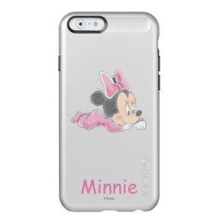 Bebé Minnie Mouse Funda Para iPhone 6 Plus Incipio Feather Shine