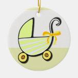 Bebé o fiesta de bienvenida al bebé agradable ornato