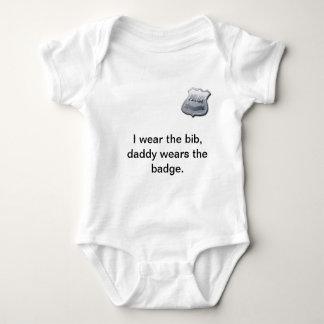 Bebé Onsie de la policía Body Para Bebé