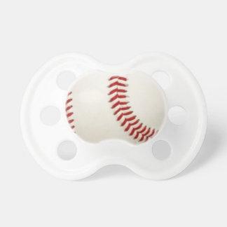 Bebé Pacifers del béisbol Chupete