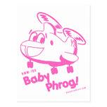 Bebé Phrog - nk Tarjetas Postales