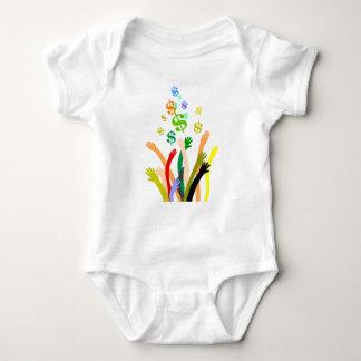 Bebé ProsperiTEE Camiseta
