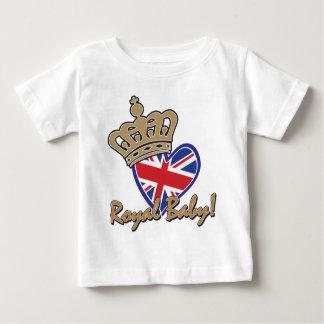 Bebé real camisetas