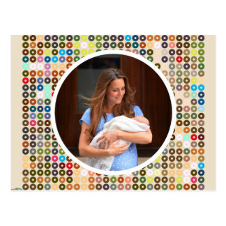 Bebé real tarjetas postales