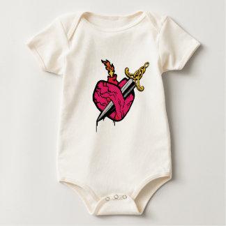 Bebé sagrado del corazón enteritos