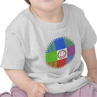 Bebé SONRIENTE de KOOLshades: Arte gráfico a la PA Camisetas