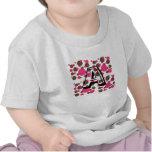 "Bebé T de ""A"" Camiseta"