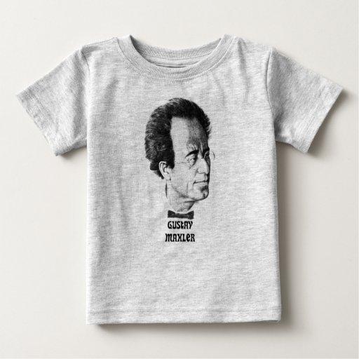 Bebé T de Gustav Mahler Polera