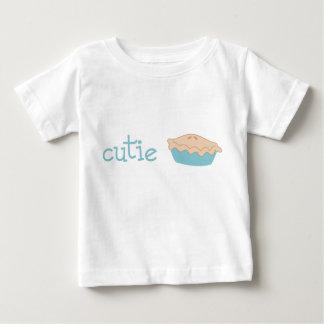 Bebé T de la empanada de Cutie Playeras