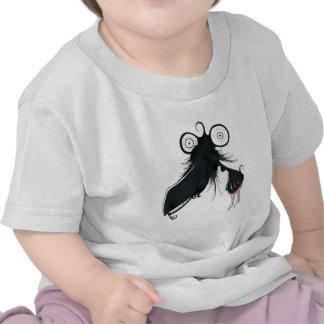Bebé T del monstruo del Trombone Camiseta
