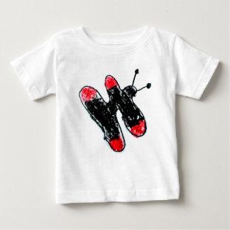 bebé T Shirt mariposa Playera Para Bebé