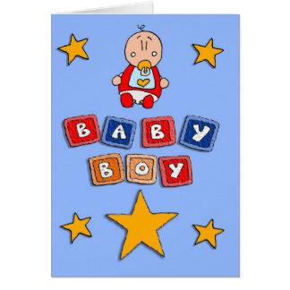 Bebé Tarjeta De Felicitación