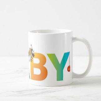 bebé taza