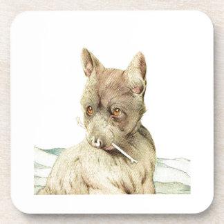 ¡Bebé Terrier escocés - LINDO ESTUPENDO! Posavaso