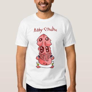 Bebé Thulhu Camisas