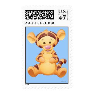 Bebé Tigger Timbres Postales